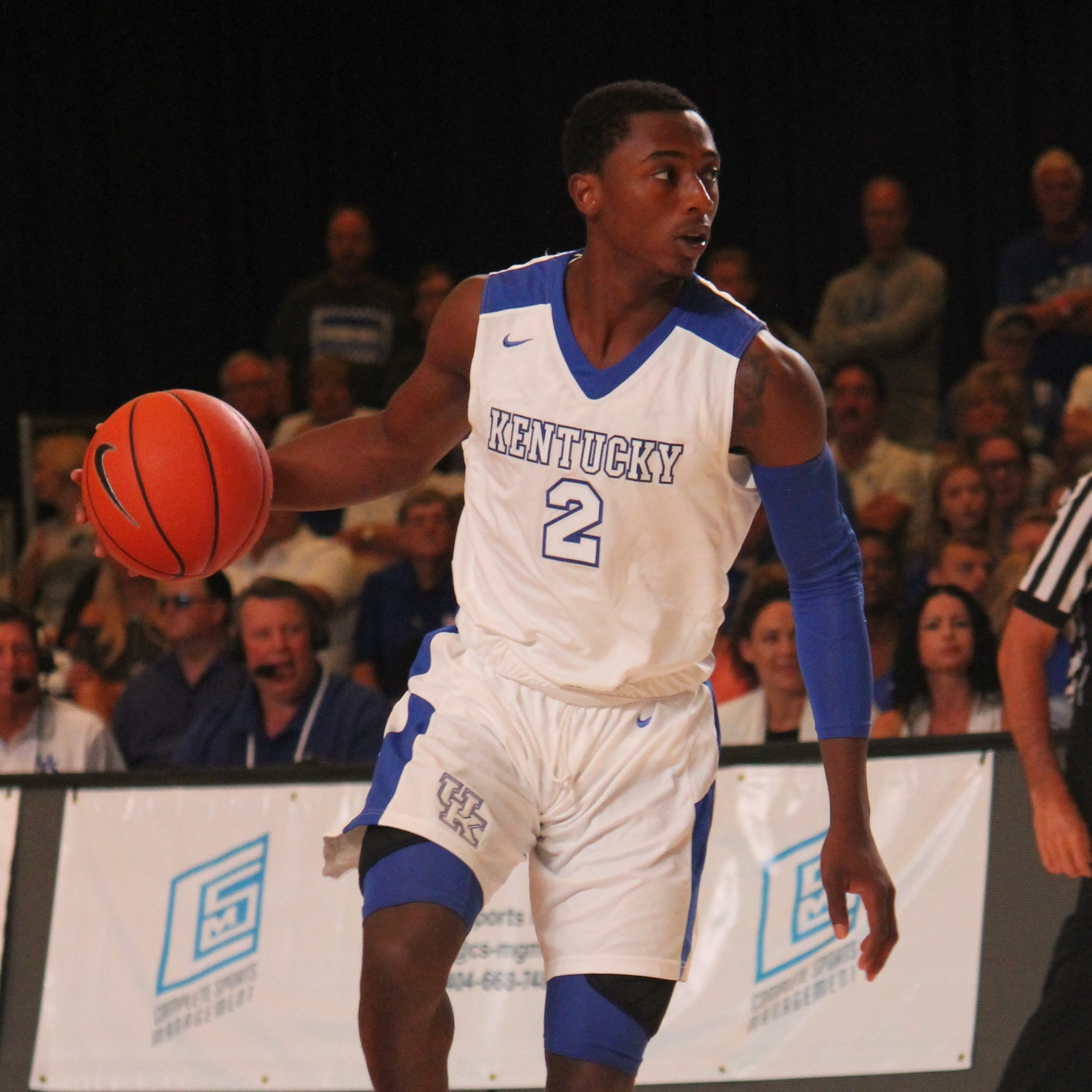 What we learned in UK basketball's Bahamas exhibition win over Team Toronto