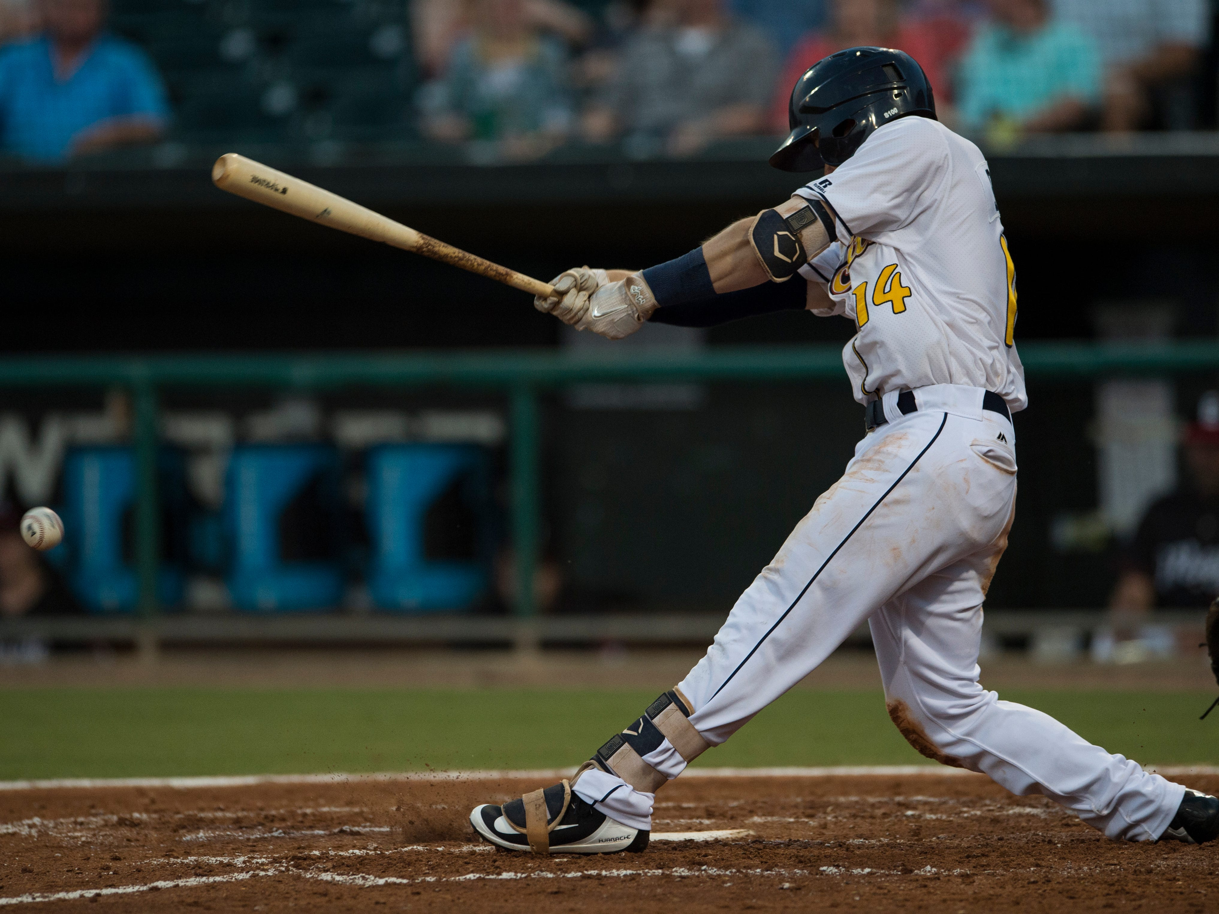 Biscuits' season ends, Generals advance to Southern League championship series