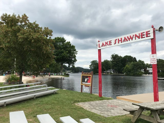 Northern NJ lake communities have very humble beginnings