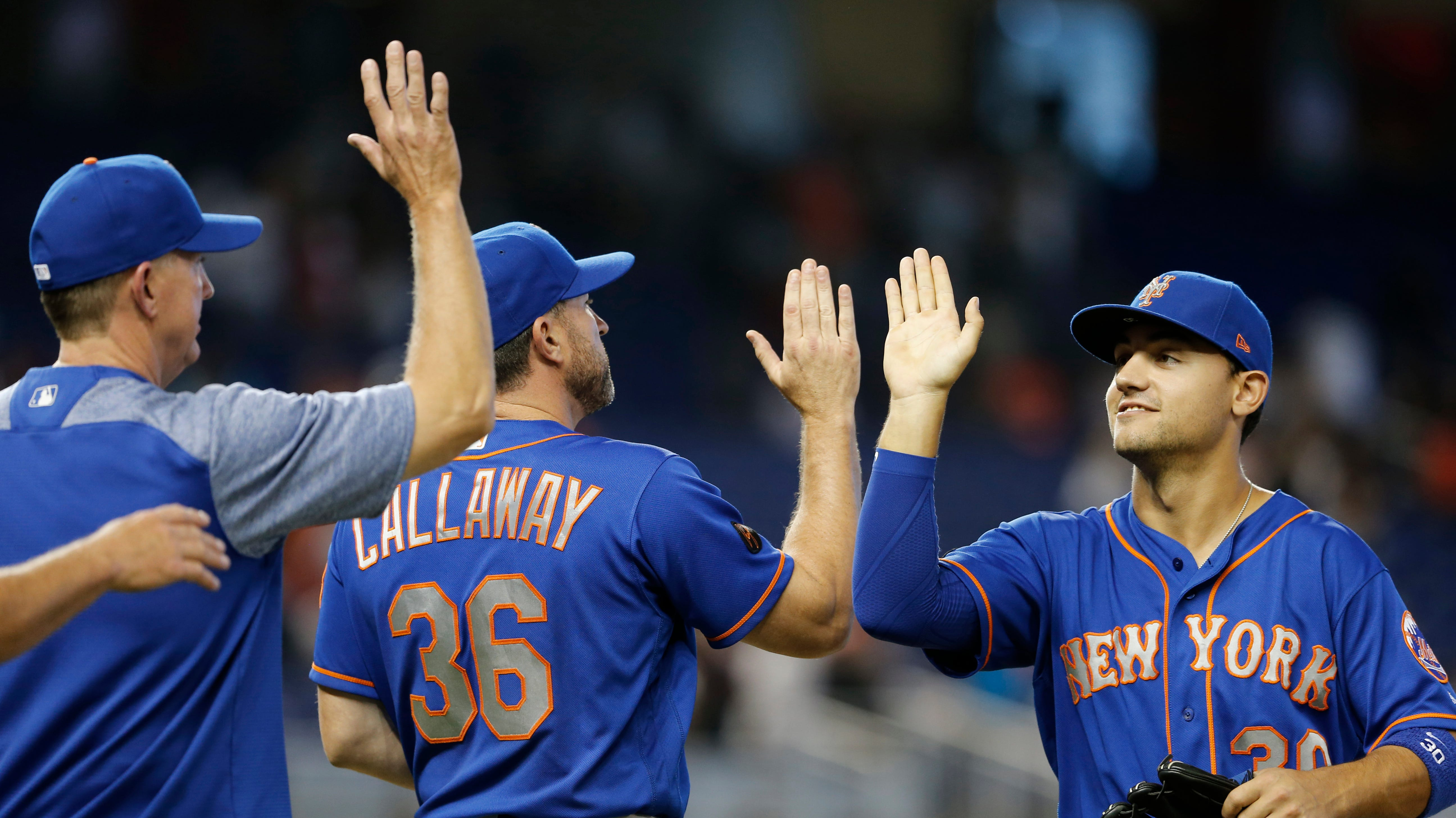 It's about to get hectic for the Mets as they travel to four cities to play eight games on the East Coast.