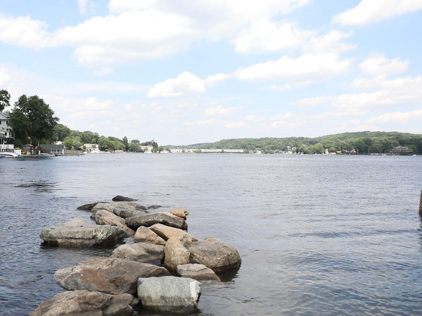 Lake Hopatcong the source of water for the Morris Canal.