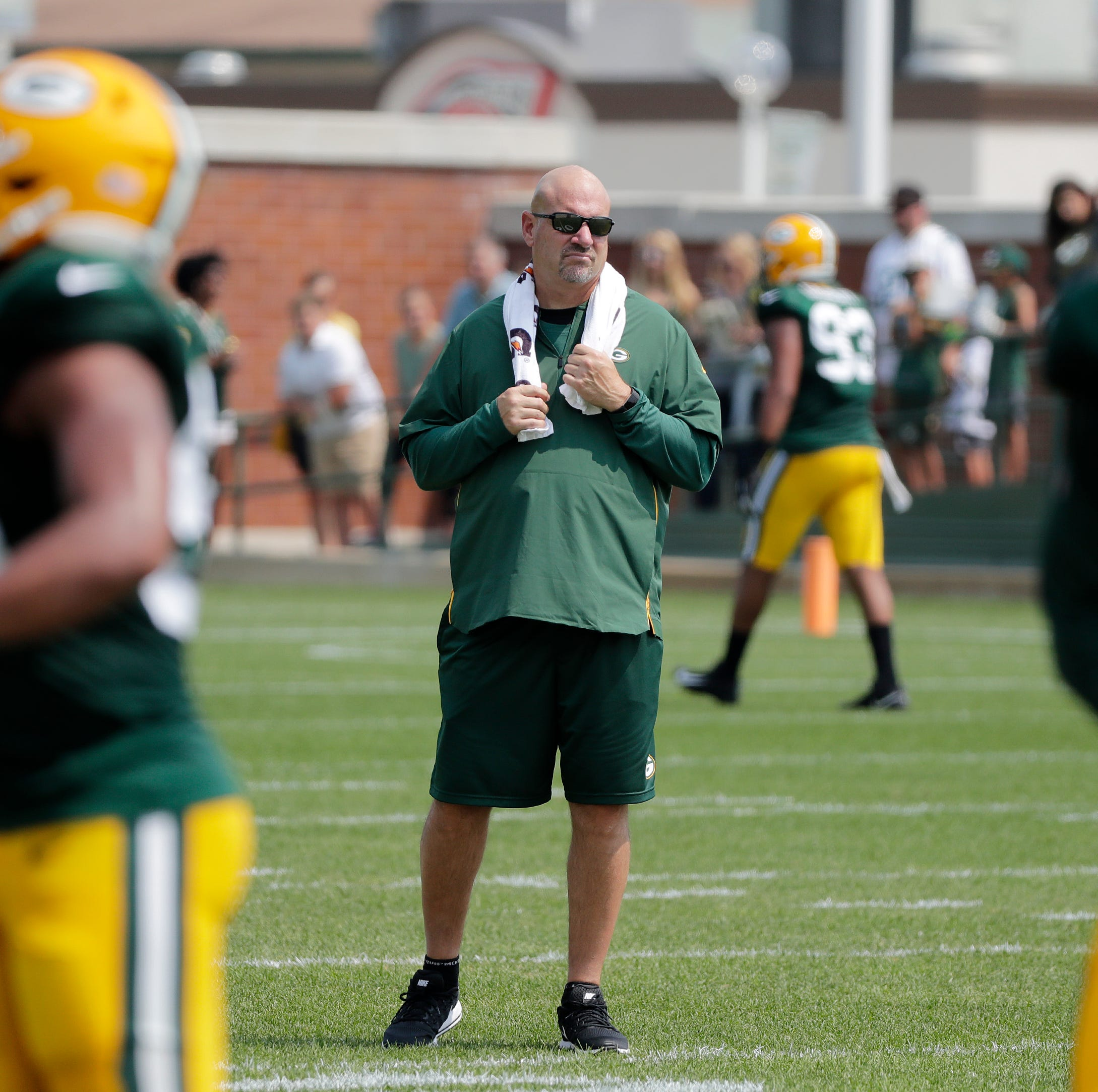 Packers notes: Mike Pettine looking for better response to adversity