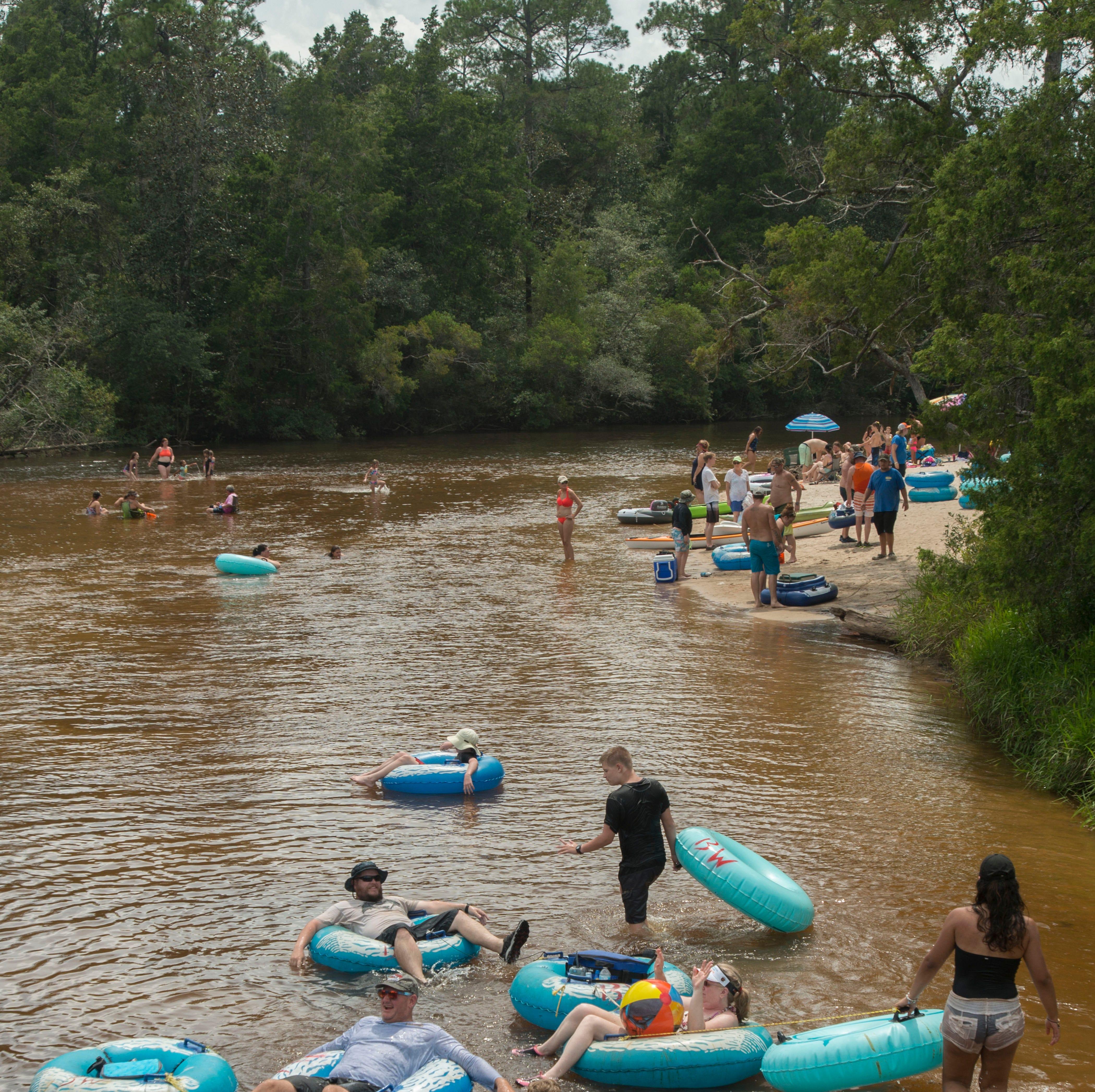 Photos: Camping, kayaking at Adventures Unlimited