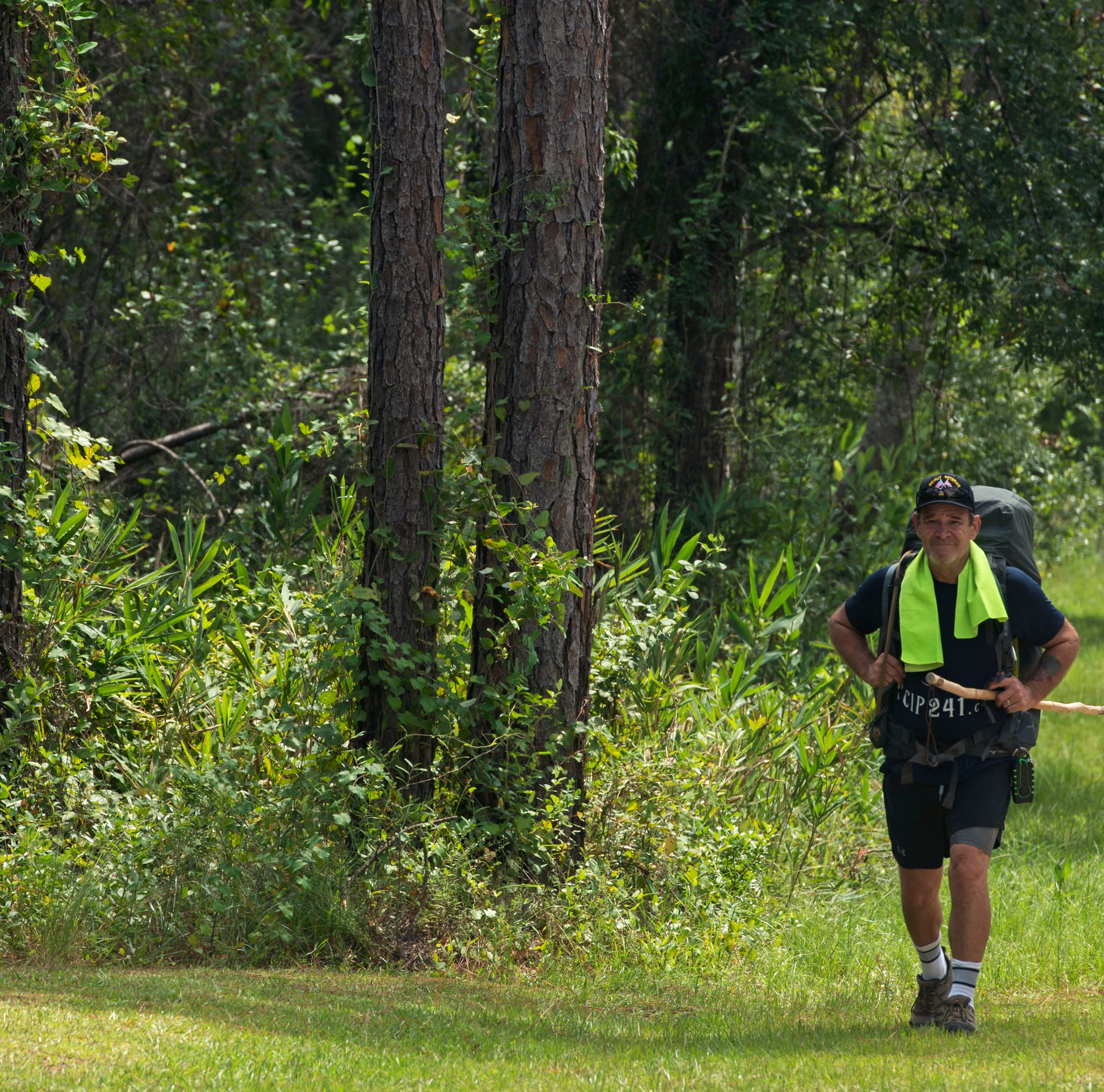 Go take a hike! Blackwater River State Forest offers miles of trails