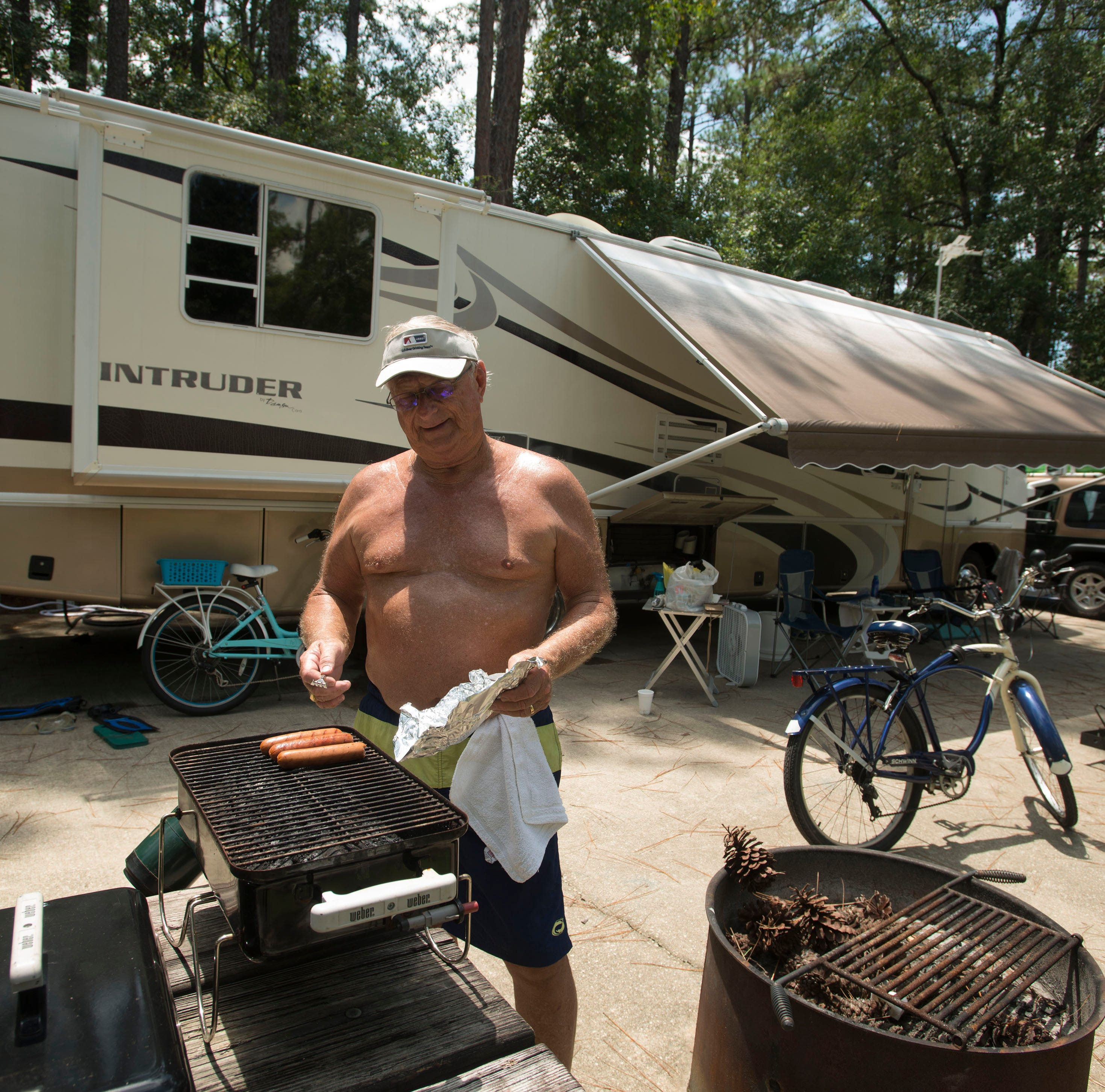 Fall mega guide to camping in Pensacola and Northwest Florida