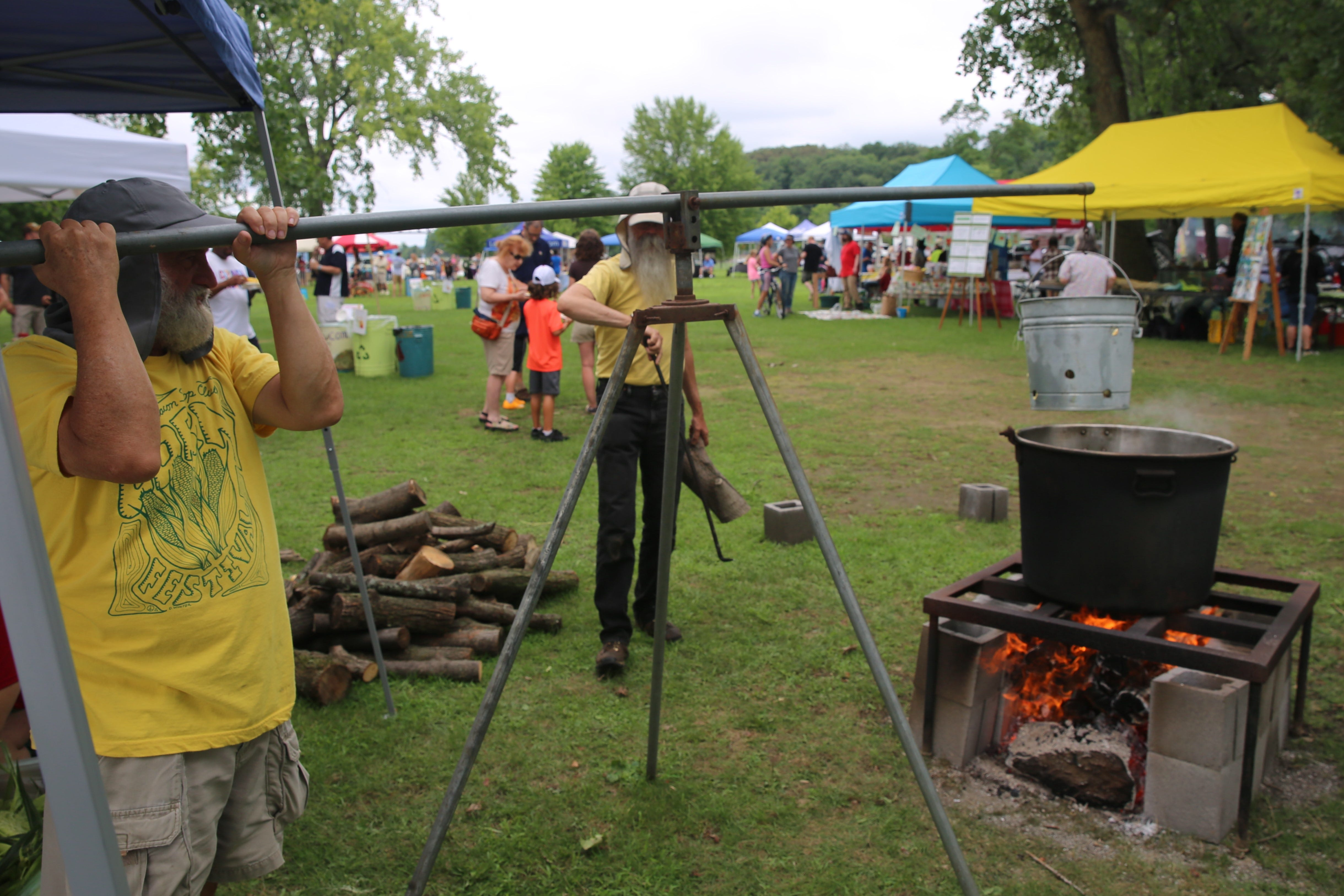 Hudson Valley Food Drink Festivals To Sample Throughout 2019
