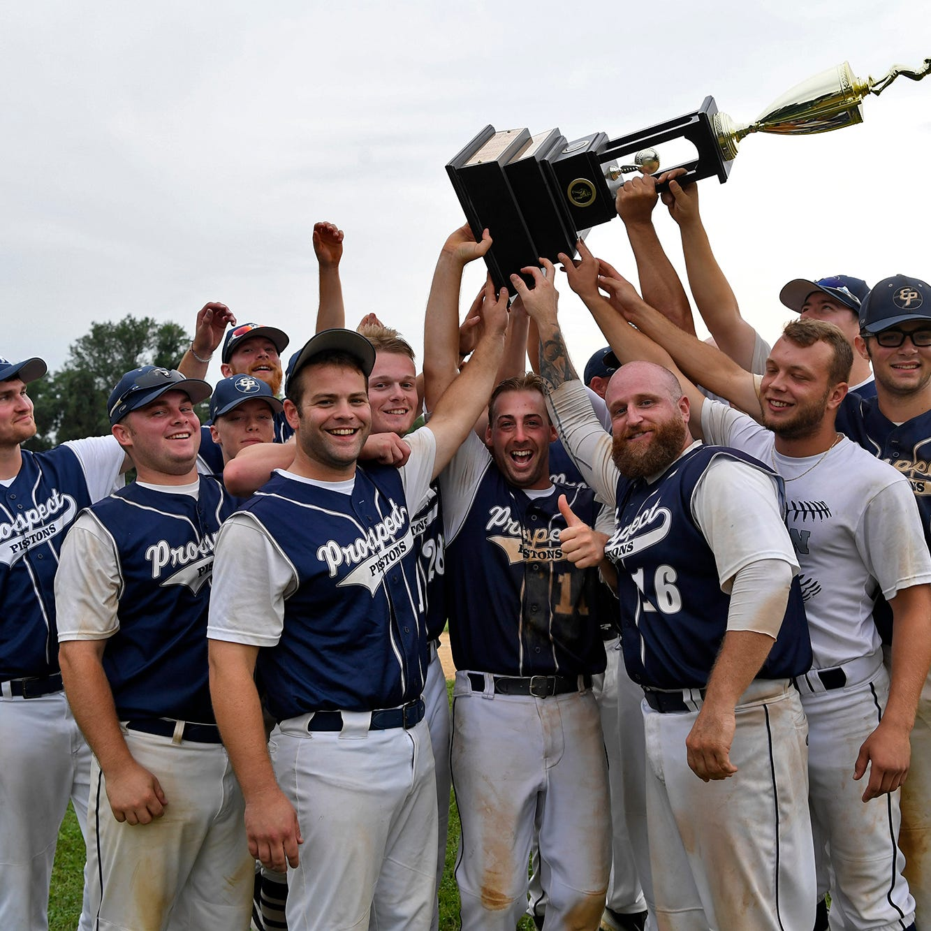 East Prospect earns pair of wins Sunday to claim York County Baseball Championship Series