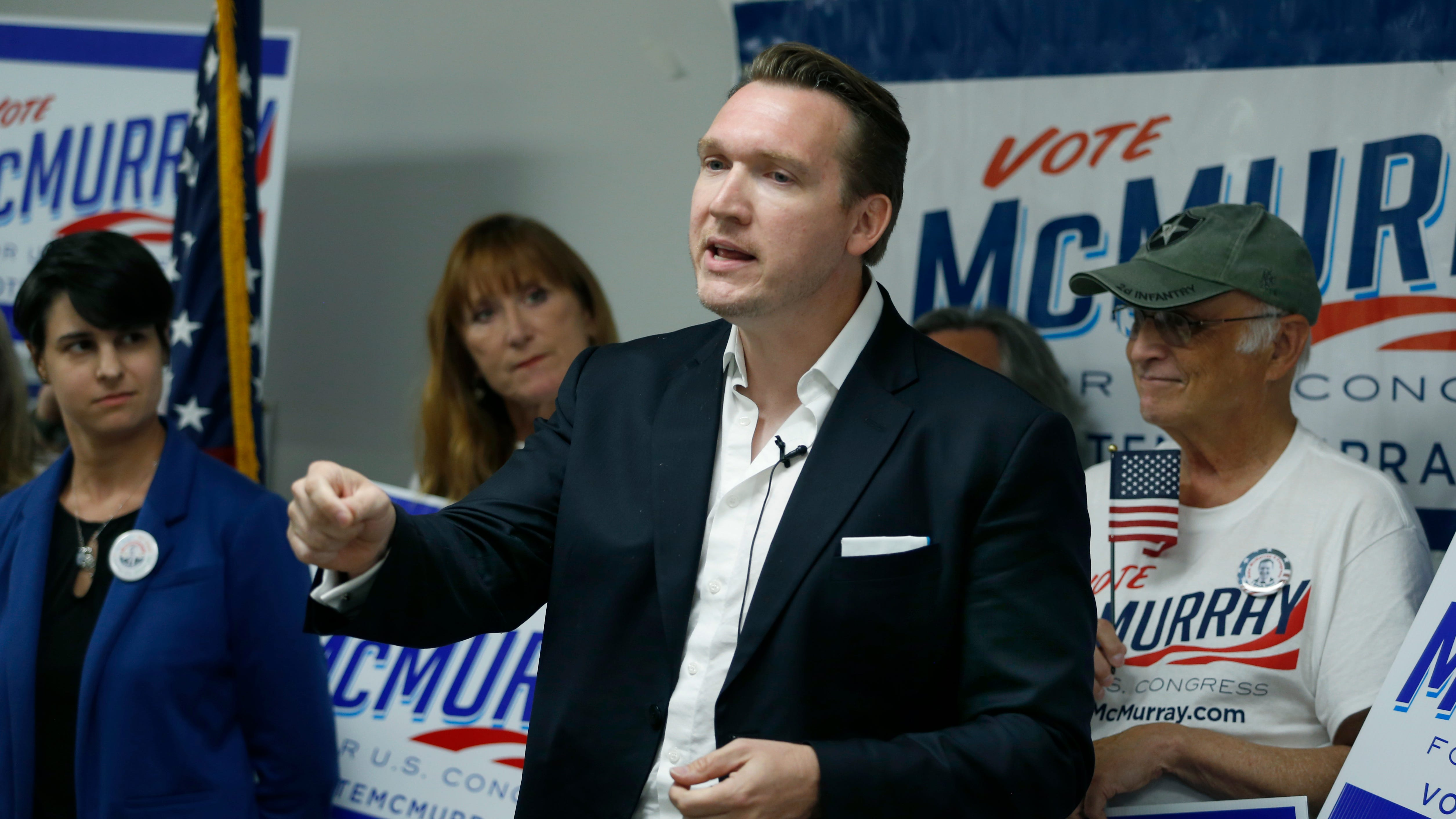 Collins vs. McMurray: What the latest poll shows in 27th House District