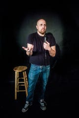 Jared Richard, 31, has been doing comedy since 2010. He created the open mic night at Capitol City Theater in 2012 and became the co-owner in 2015.