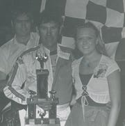 Marv DeWall of Jackson, Minn. was the first sprint car champion in track history when he won the title in 1980.