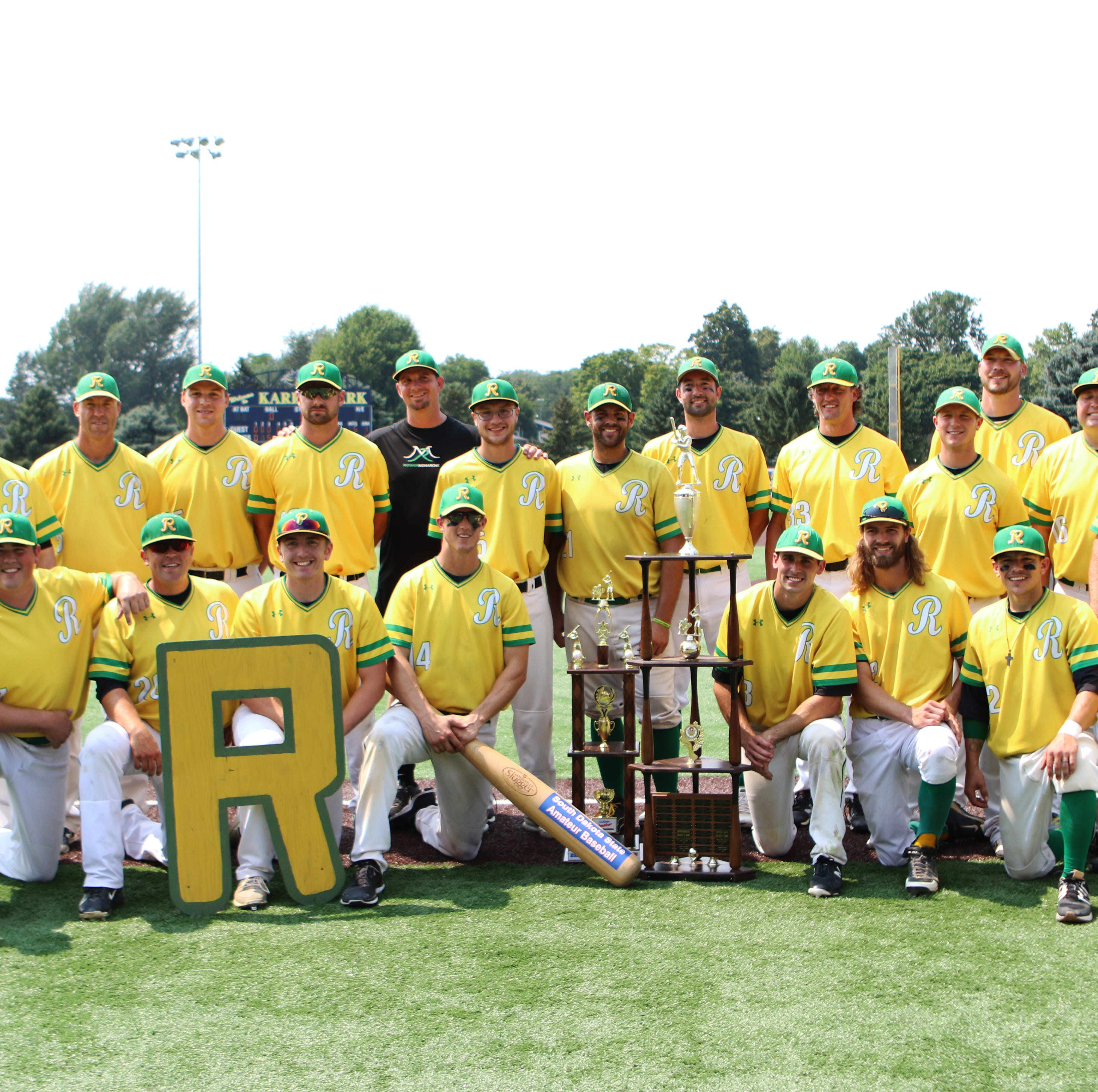 Renner Monarchs continue reign, clinch sixth straight Class A amateur baseball championship