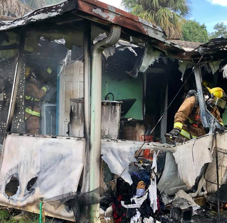 Cause of fire that damaged Fort Pierce home investigated