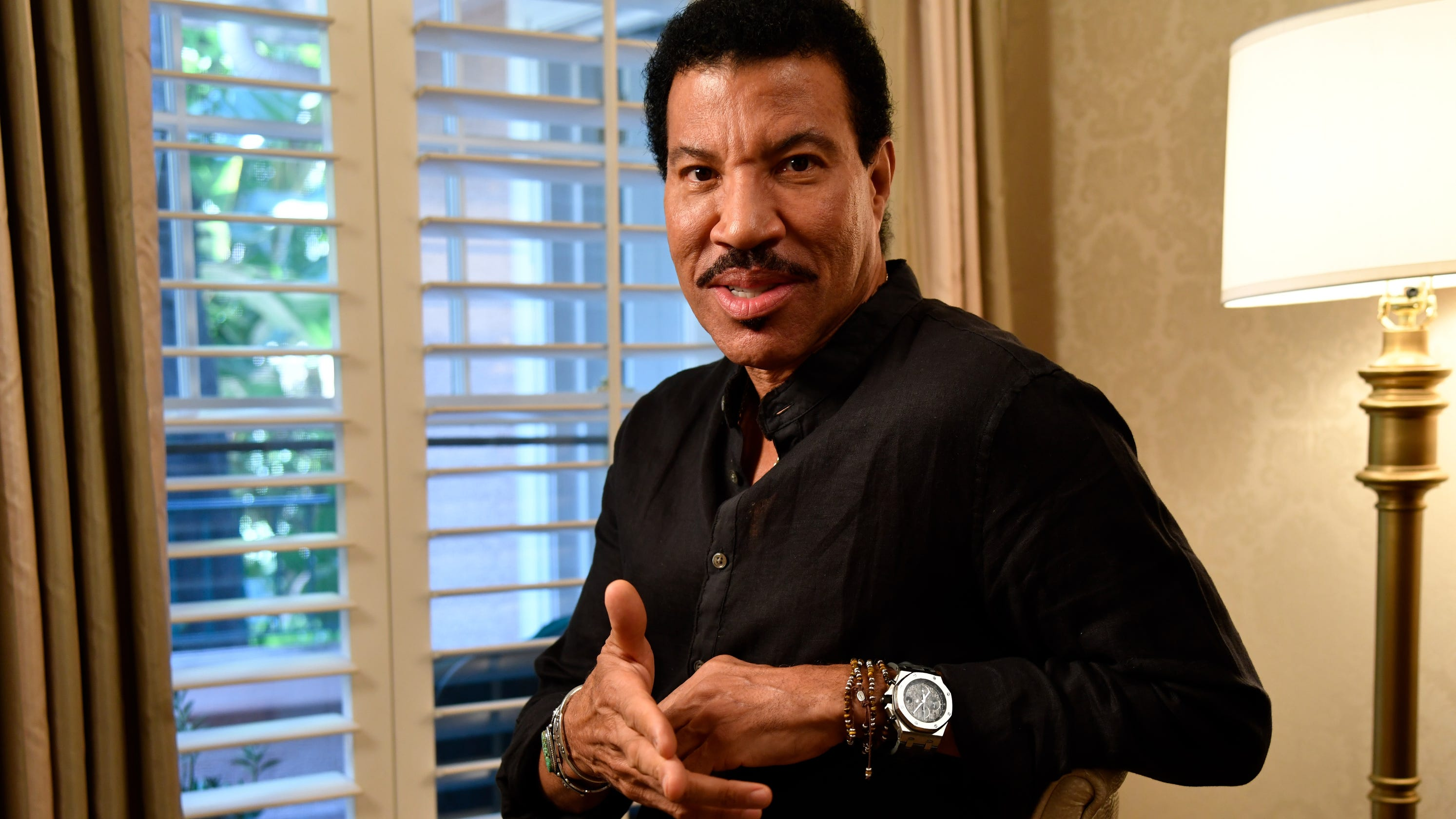 Lionel Richie Says Hello To Tech Investing
