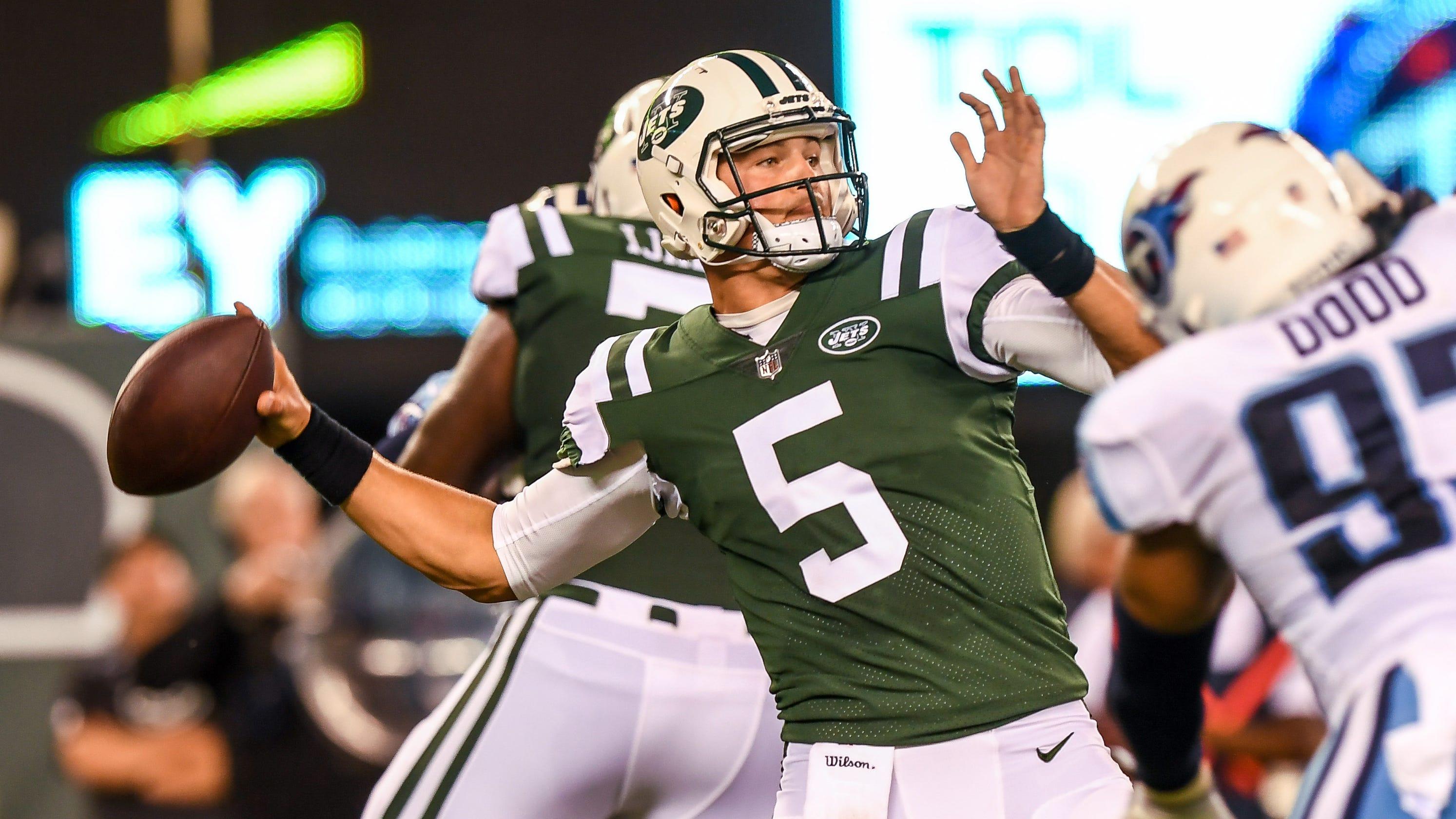 Philadelphia Eagles sign Christian Hackenberg as fifth quarterback 317c29e98