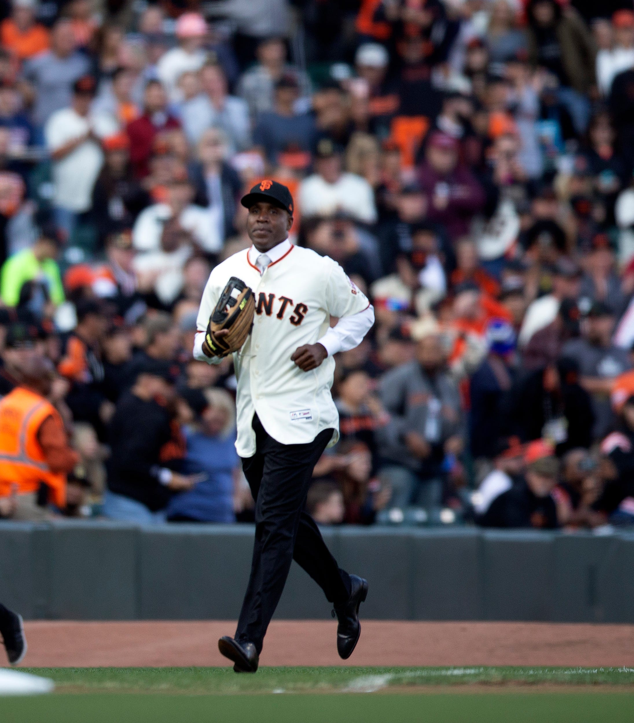 Giants' jersey retirement ceremony was the send-off Barry Bonds always wanted