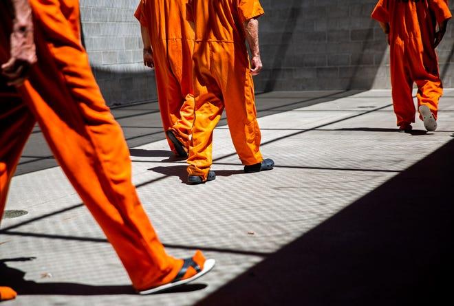 Twin Falls County Jail in Idaho.