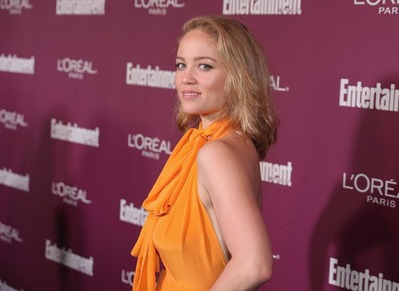 Erika Christensen gave birth to her second girl, Polly, on Aug. 10, 2018.