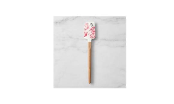 Scarlett Johansson's spatula for Williams-Sonoma and No Kid Hungry.