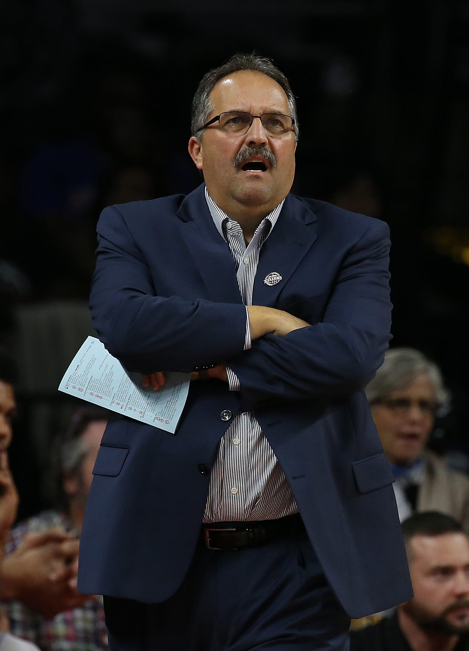 Unemployed Stan Van Gundy: 'I'm sort of as lost as I've ever been'