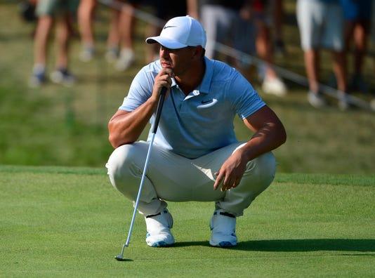 Usp Pga PGA Championship Third Round S Glf Usa Mo