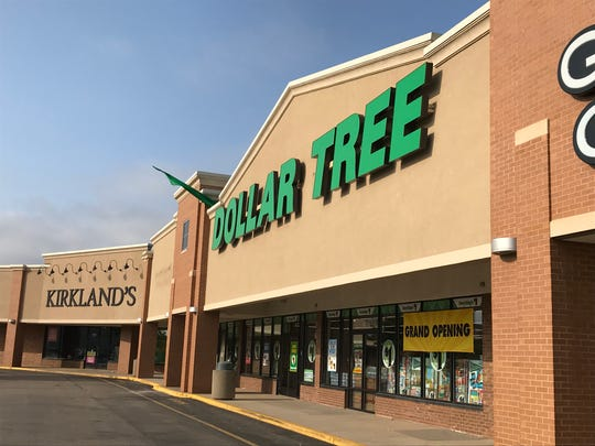 Dollar Tree expanded in Grand Chute.