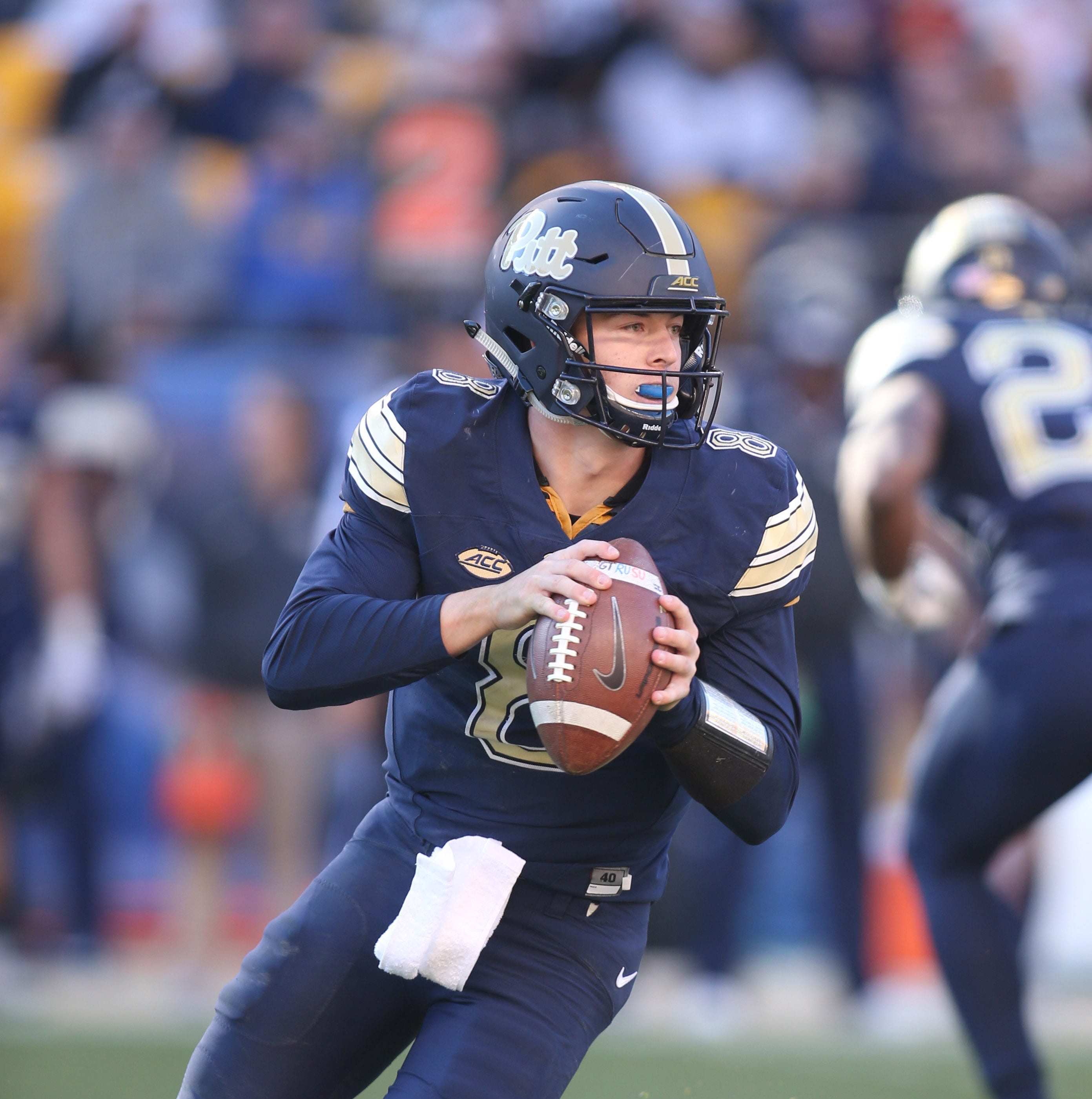 Edelson: Ocean's Pickett looks to make history at Pitt