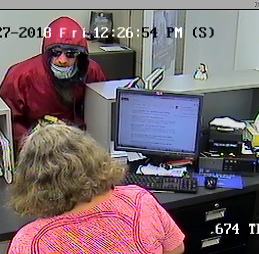 Kalamazoo man sought in Battle Creek bank robbery