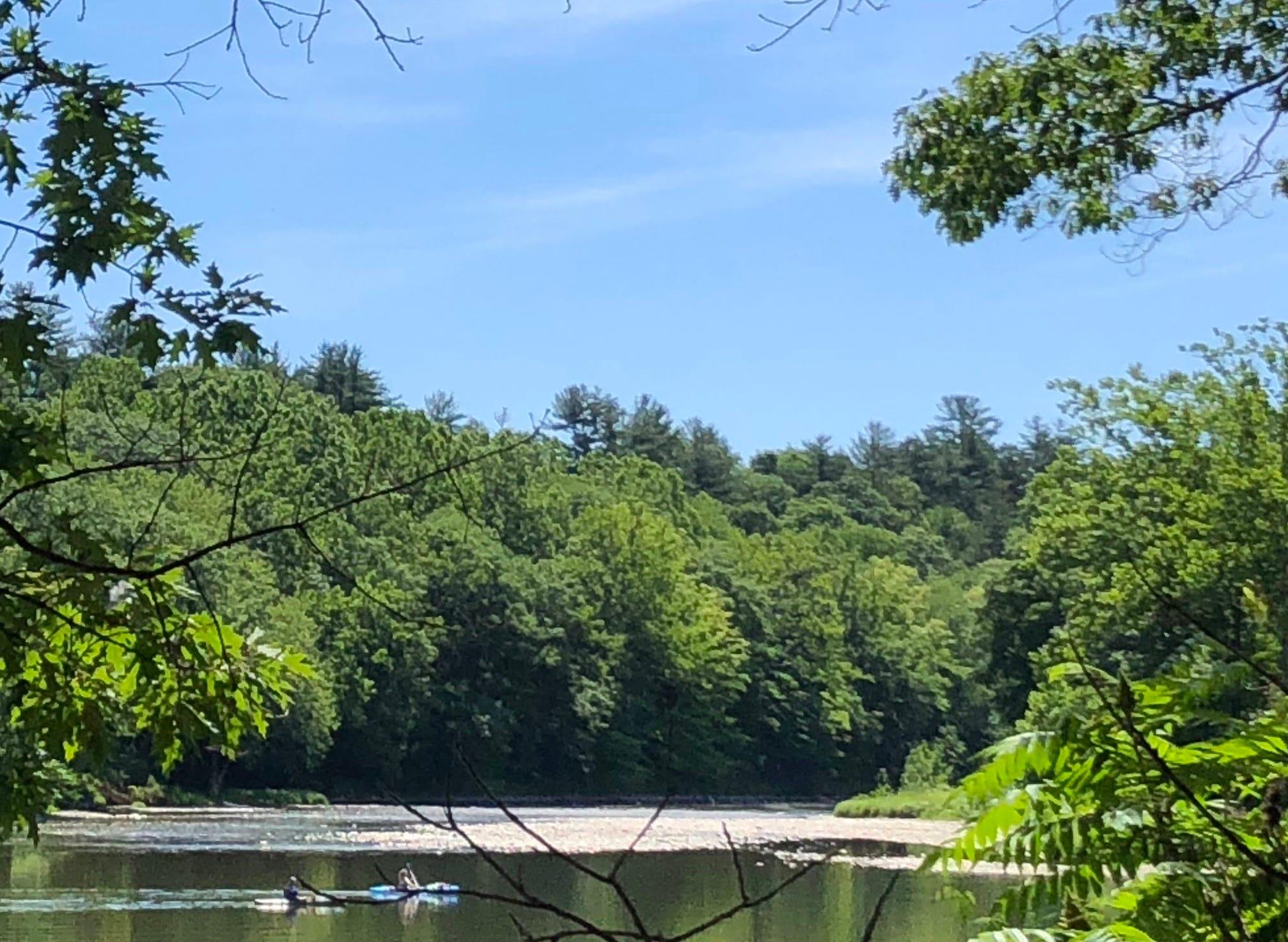 Chenango River.