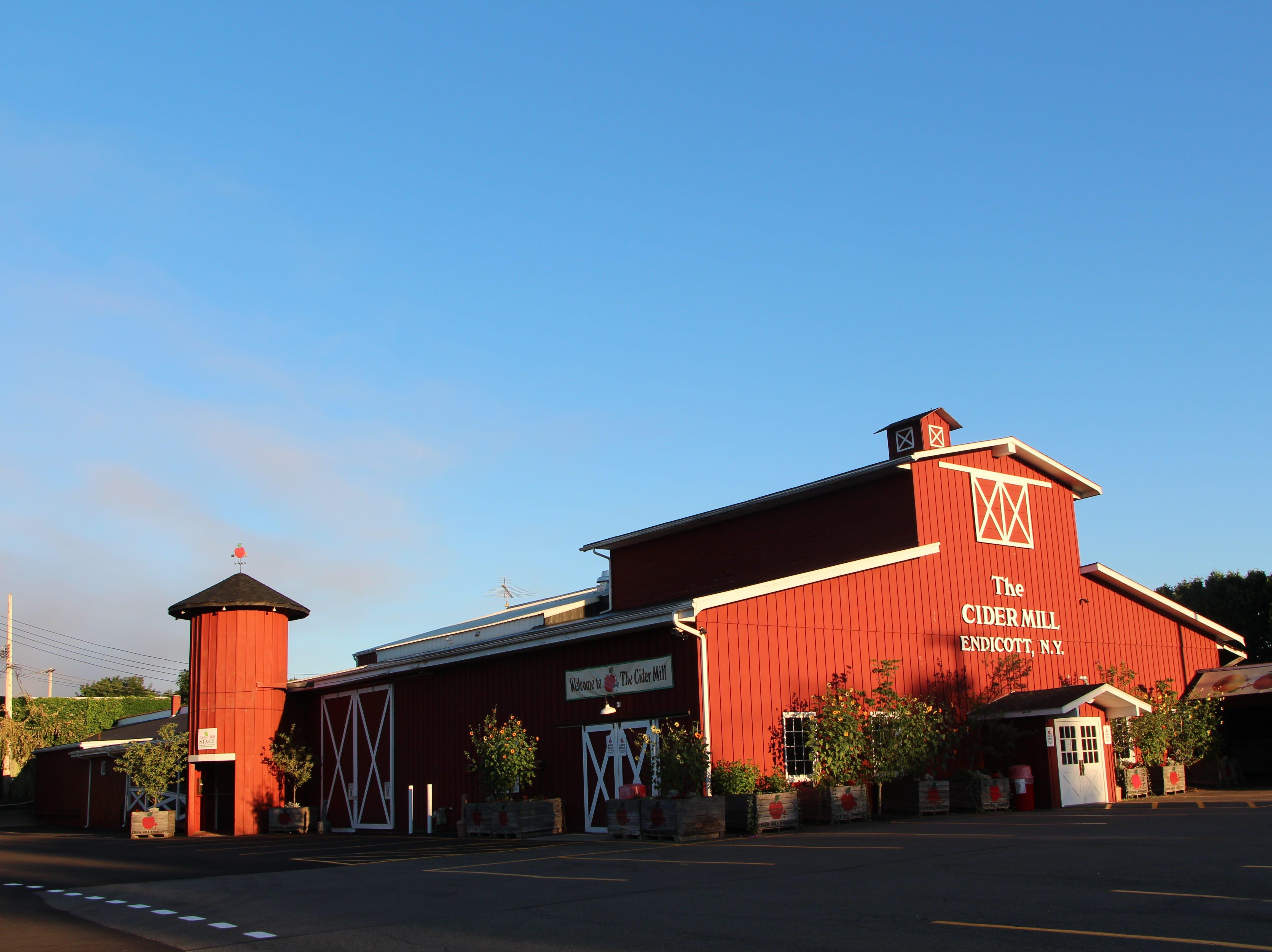 The Cider Mill, Endicott.