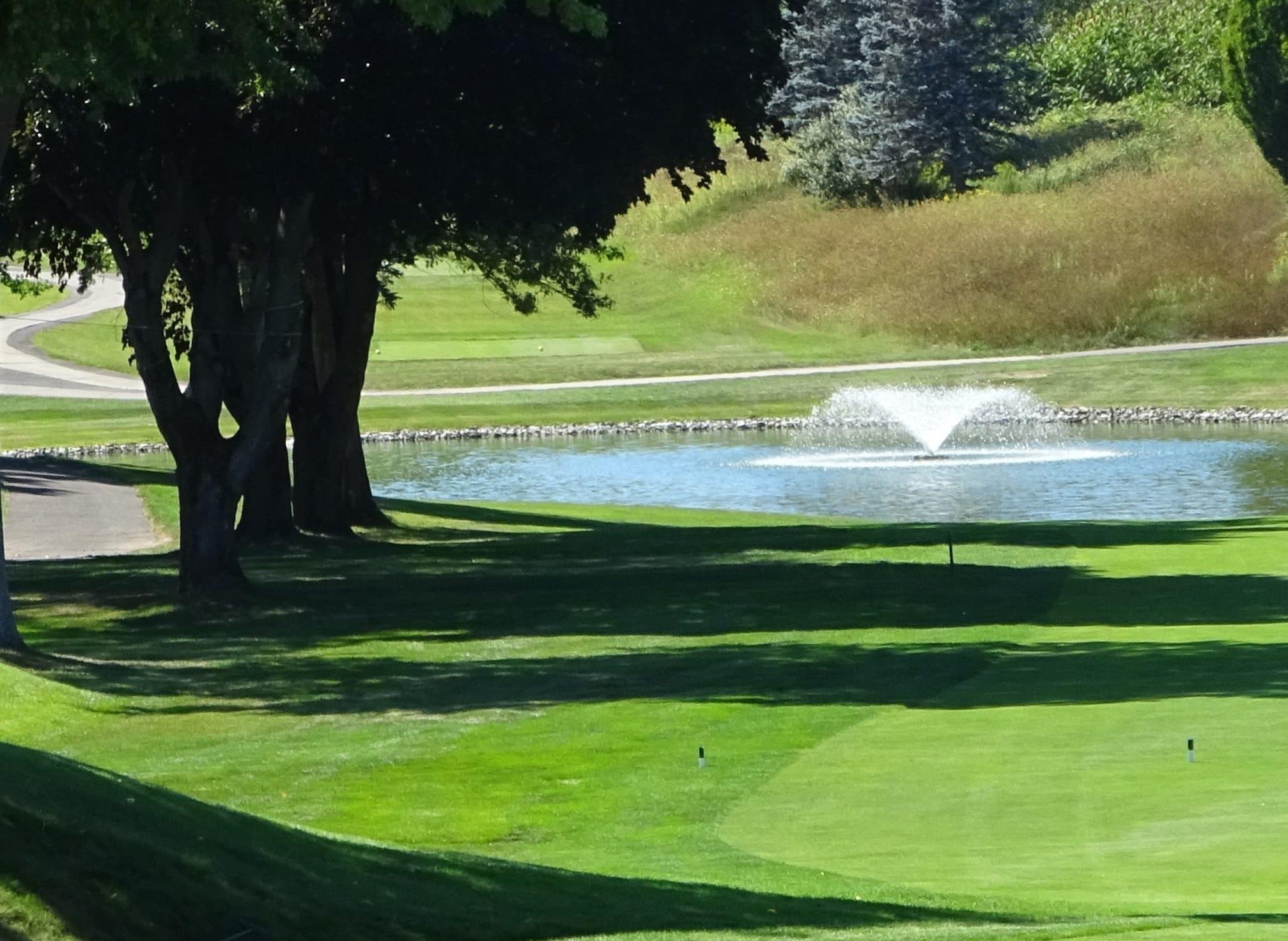 En-Joie Golf Course, Endicott.