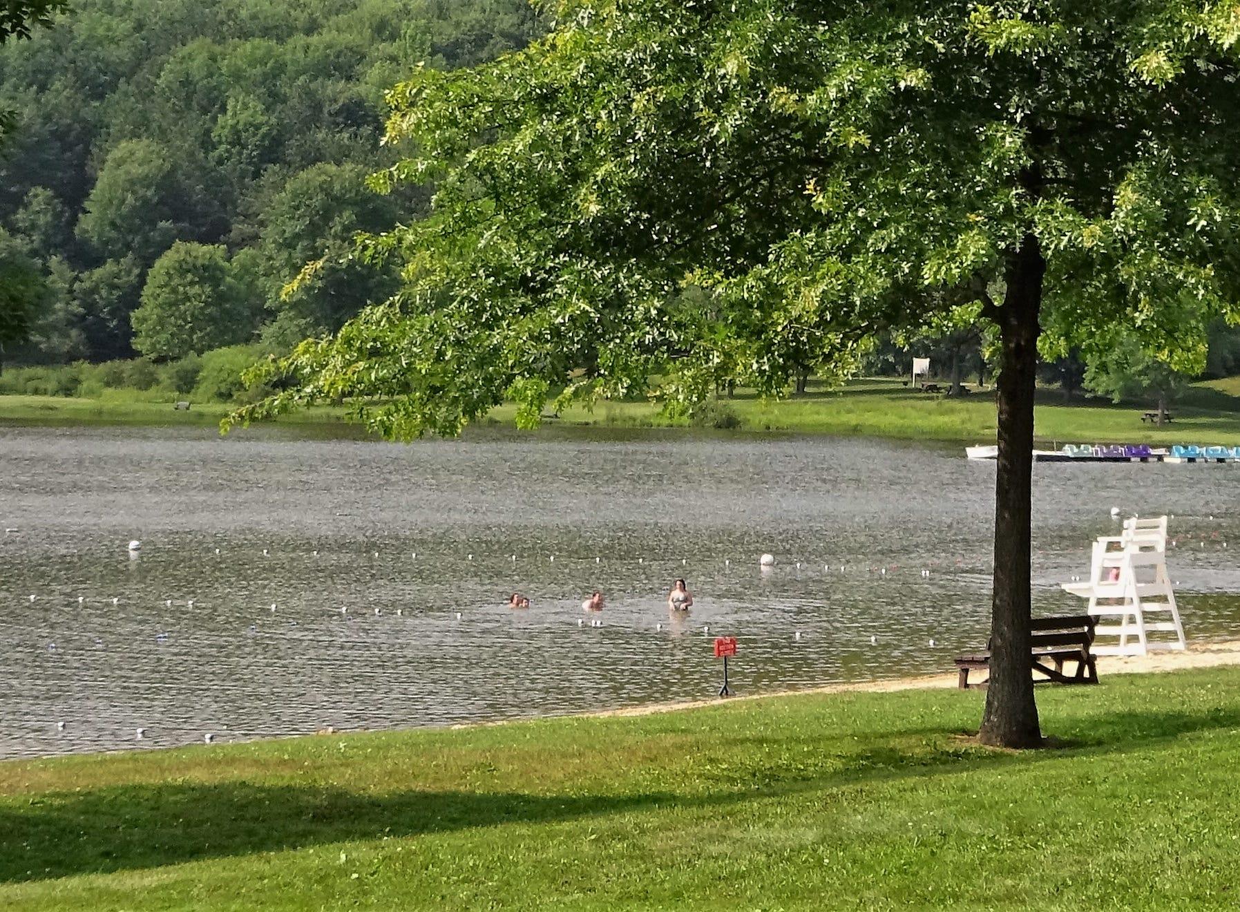 Greenwood Park, Lisle.