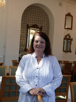 Ellen Peterson is the catering manager at La Cita Country Club in Titusville.