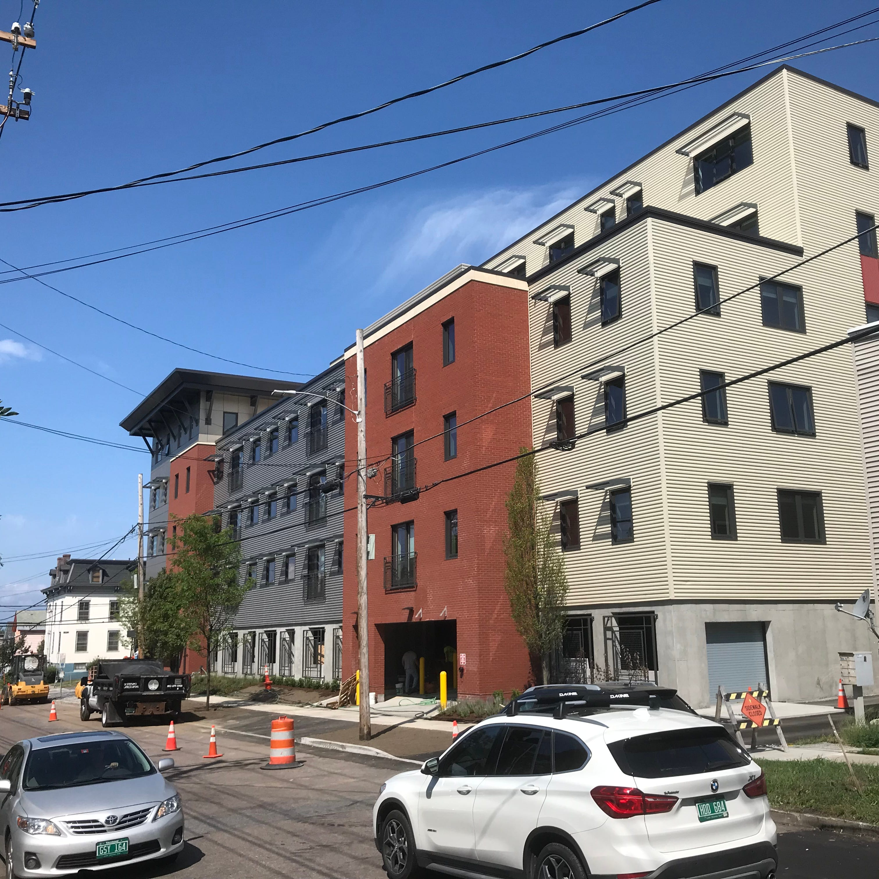 Champlain College's Eagles Landing student apartments come online after four-year saga