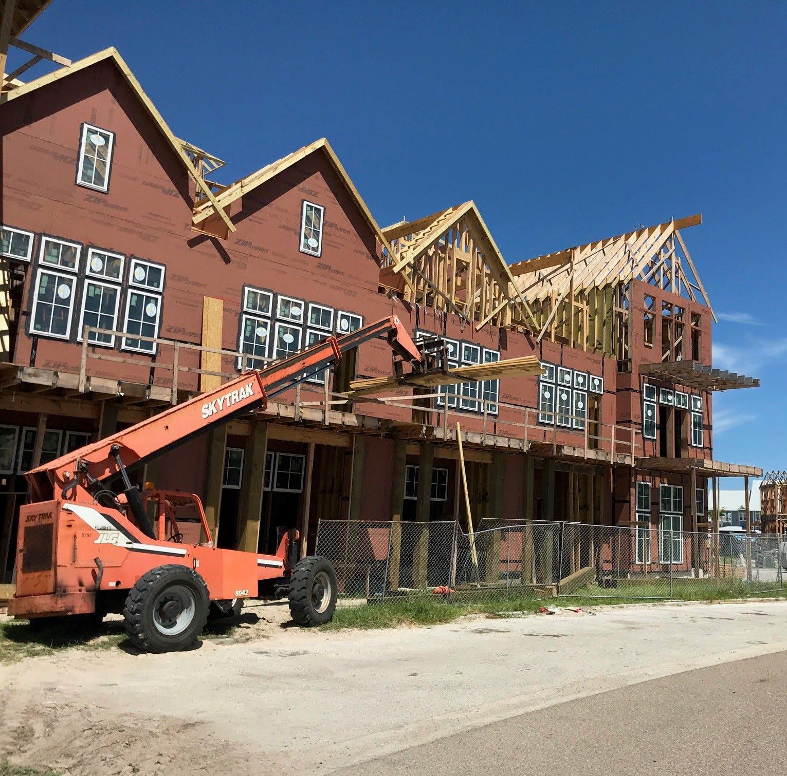Hurricane Harvey, 1 year later: Rebuilding homes, rebuilding businesses, rebuilding lives