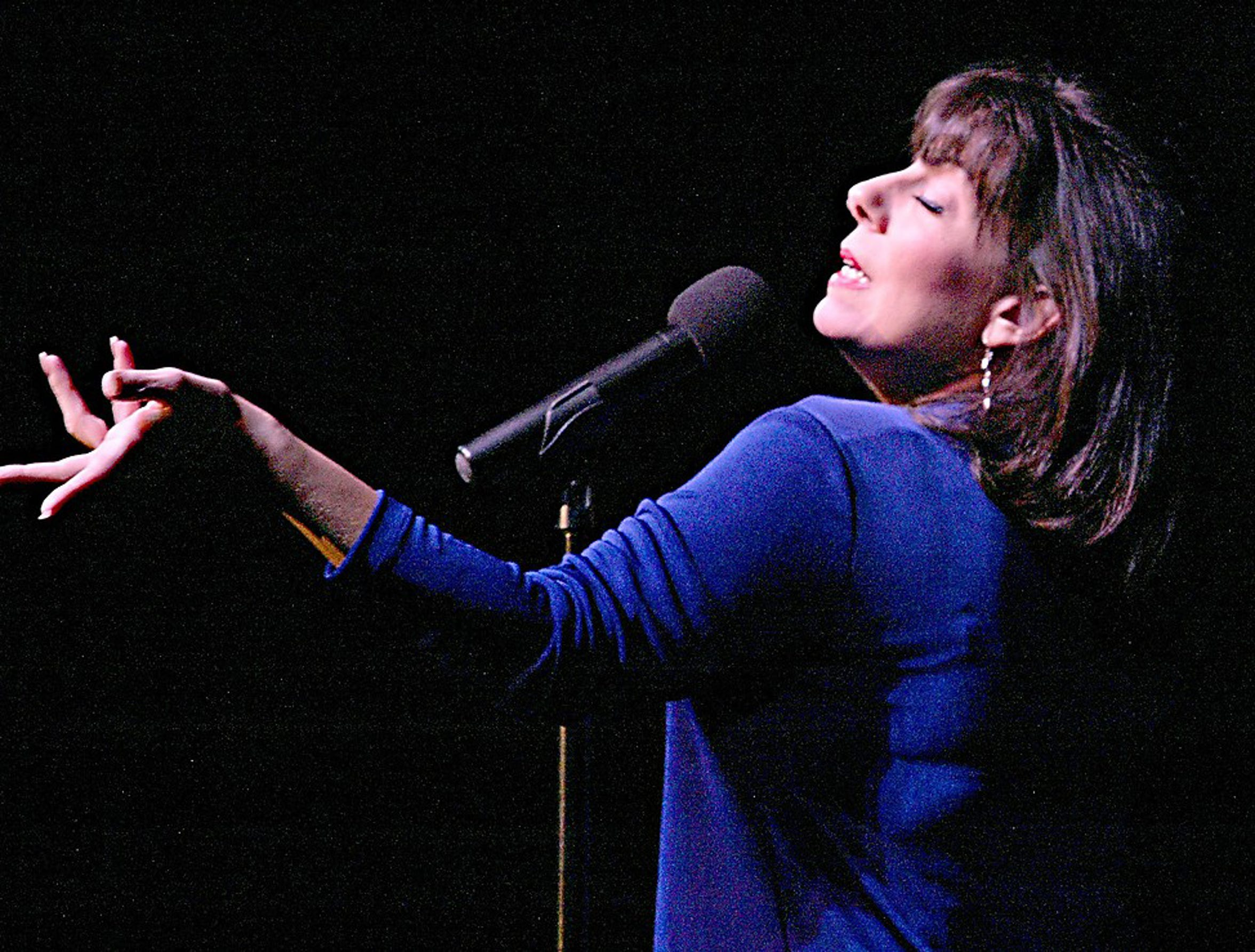 The Harbor Playhouse presents An Evening with Christine Pedi at 7 p.m. Saturday, Aug. 18 at 1802 N. Chaparral St.