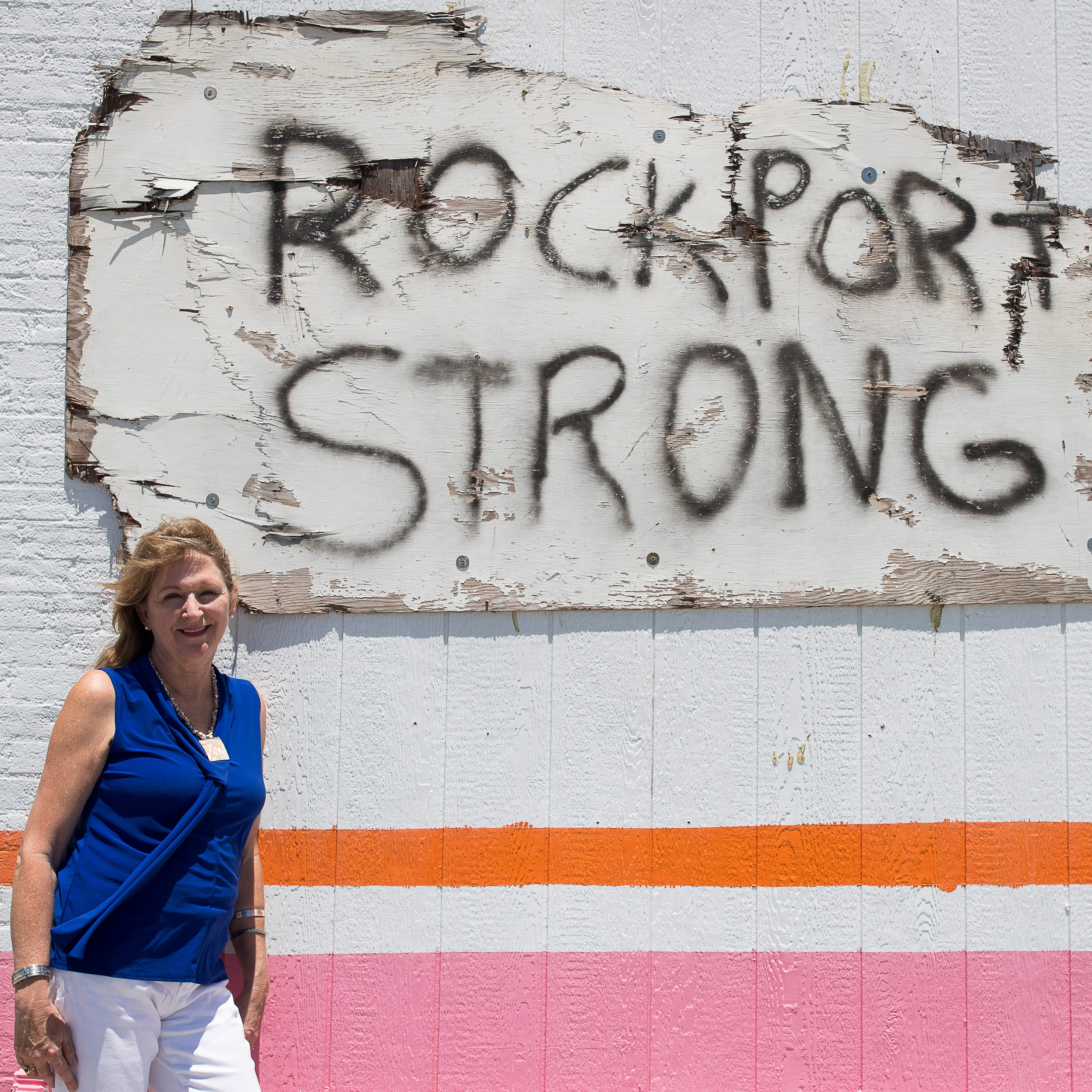 Hurricane Harvey: Here's why this business owner says Rockport is making a comeback