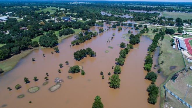 A year after Hurricane Harvey, the Coastal Bend Food Bank is still providing disaster relief for Texans.