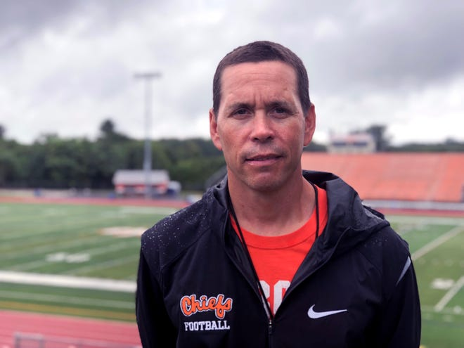 Brian Glatz enters his first season as head coach of the Cherokee Chiefs, but he's been on the staff for 15 years.