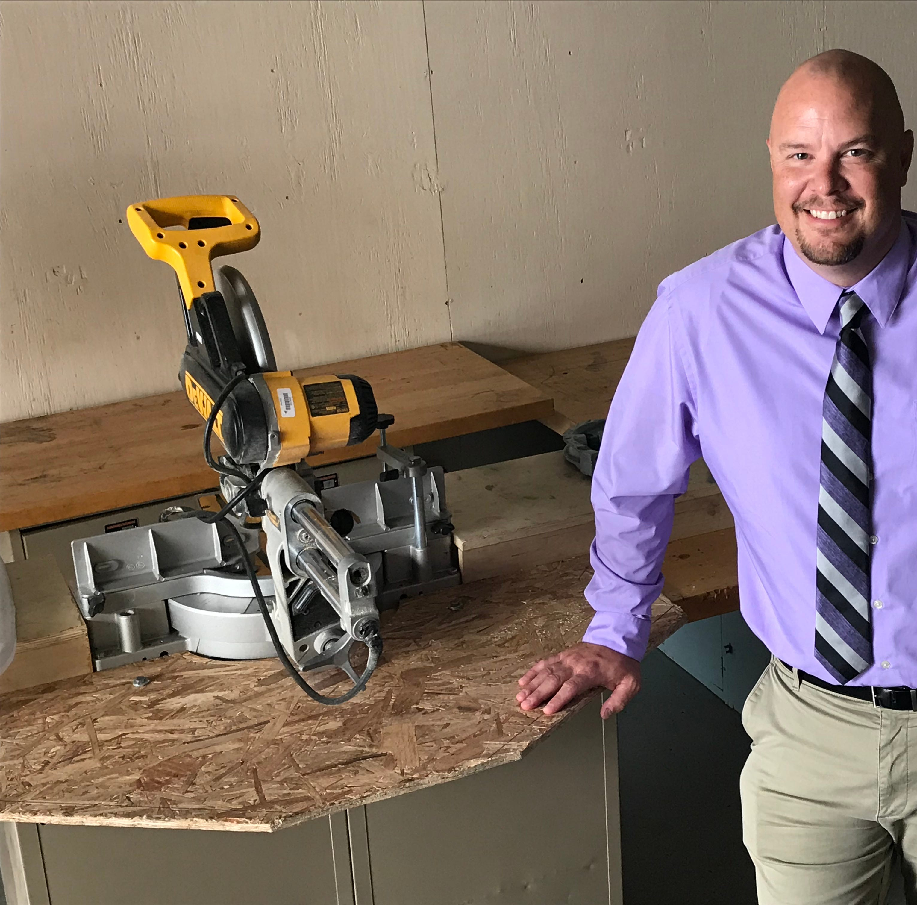New face, lab changes welcome Pickaway-Ross students back