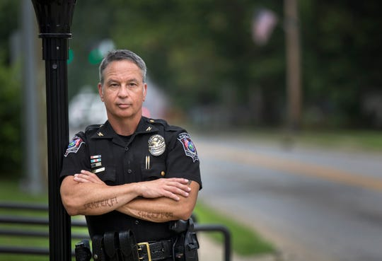 Tom Synan is  police chief of the village of Newtown. The population is only 3,000, but Synan is becoming known on an international level for his battle against the opioid epidemic. He is the co-founder of the Hamilton County Heroin Coalition that started in March 2015.
