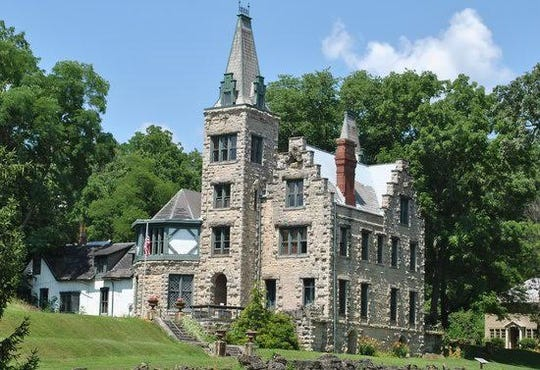 A tour on Oct. 14 will visit the Mac-A-Cheek and Mac-O-Chee castles in West Liberty, Ohio. The castles were built by Donn and Abram S. Piatt in the mid-19th century. They are listed on the National Register of Historic Places.