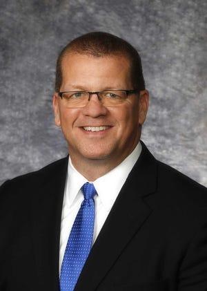 Walton-Verona Superintendent Matt Baker