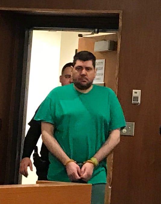 Vito Nigro Entering Court Aug 13