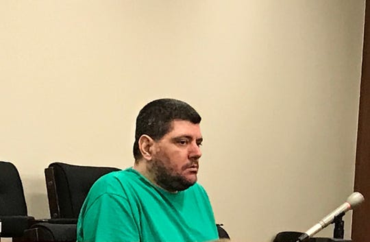 Vito Nigro in Middlesex County Superior Court for a hearing Monday.