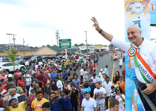 Hosted by the Indian Business Association (IBA), the 14th Annual New Jersey India Day parade on Sunday, Aug. 12.