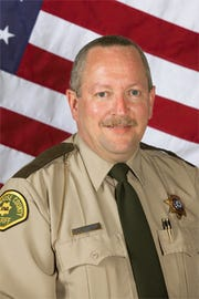 Gary Anderson, Appanoose County Sheriff