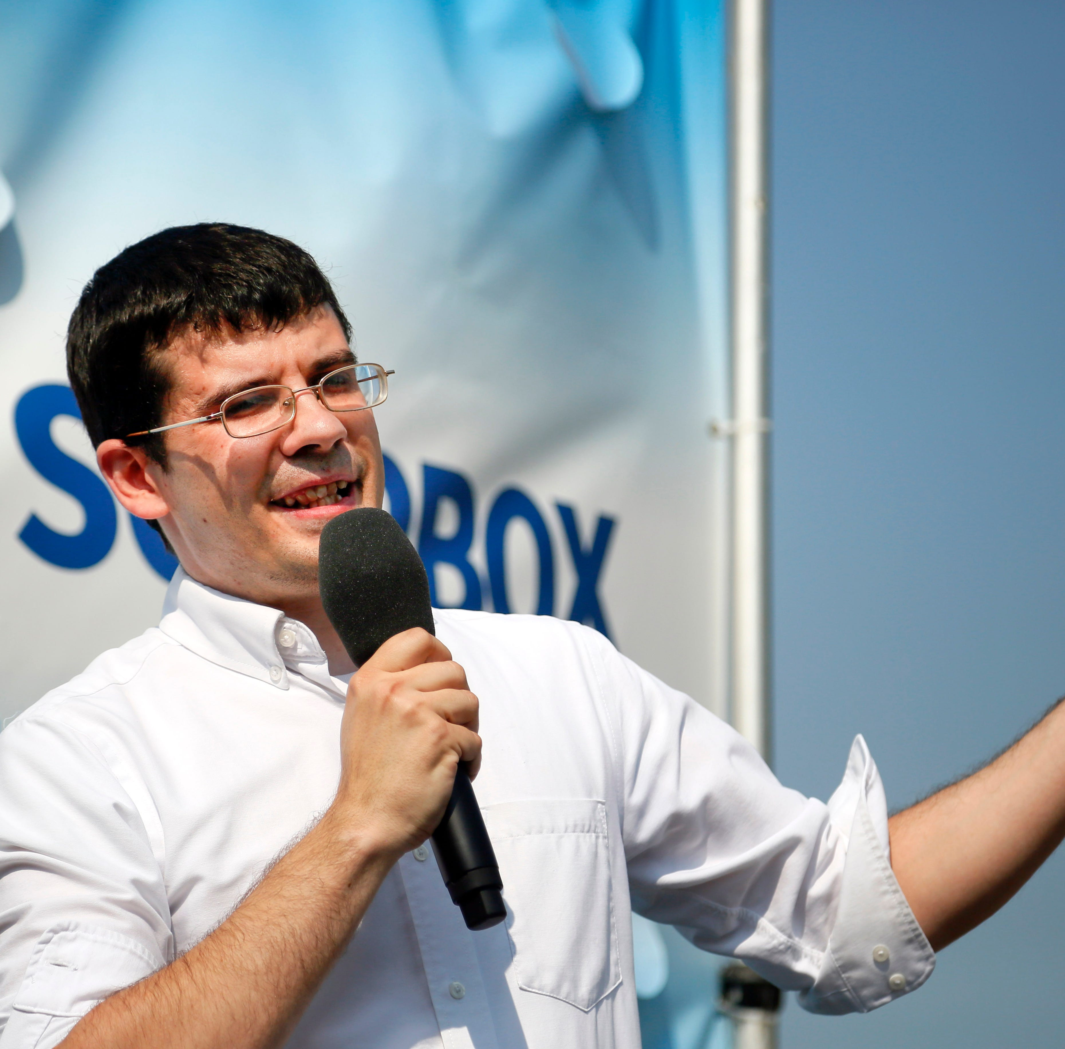 Jake Porter at Register's Soapbox: Winning unlikely, but Libertarians can shift policy