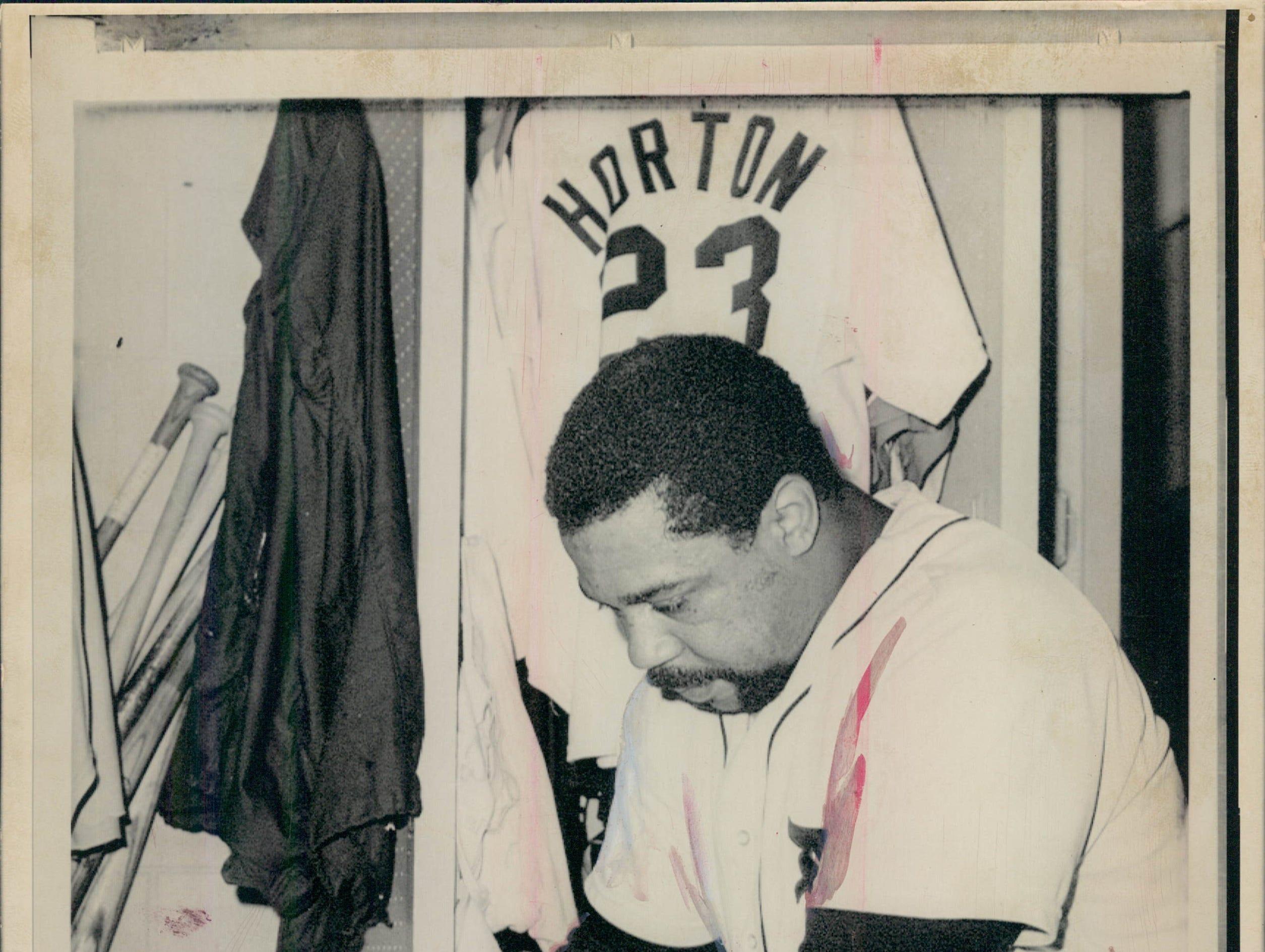 No. 23: Willie Horton
