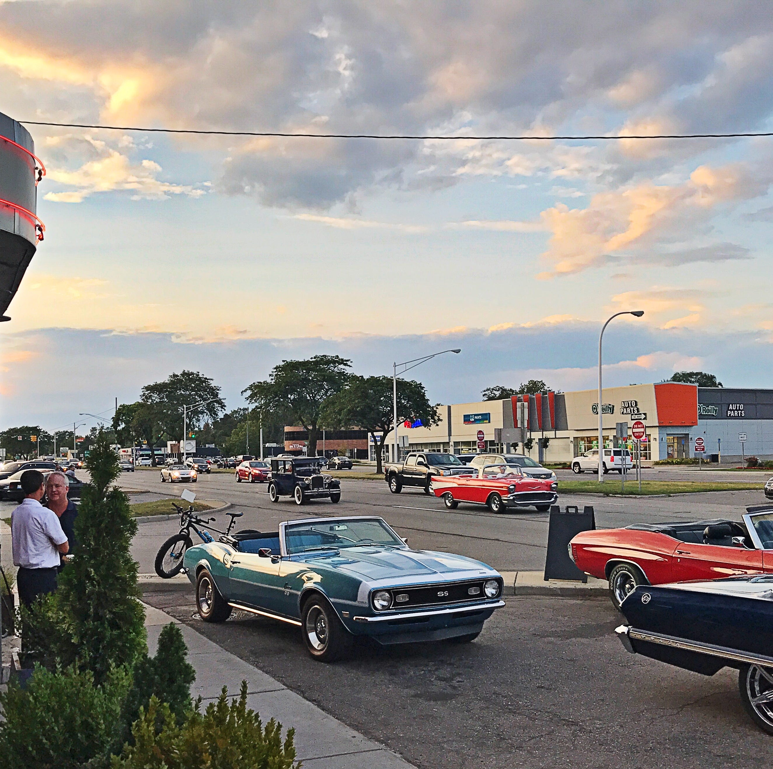 Car-spotting: Your guide to Dream Cruise tours, classics and oddballs
