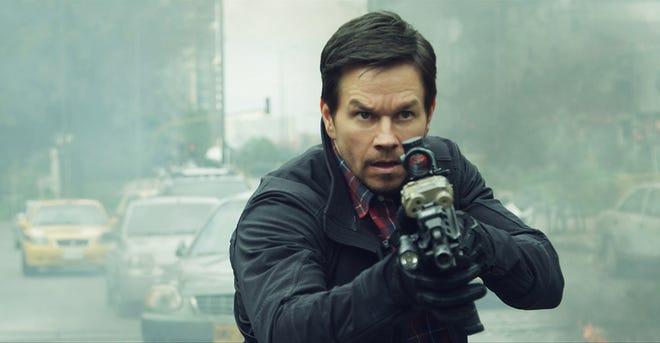 """Mark Wahlberg in """"Mile 22."""""""